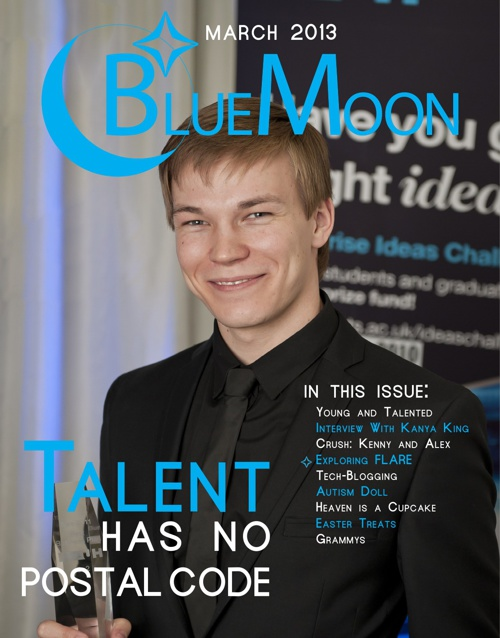 BlueMoon 2012 - 2013, Issue 4