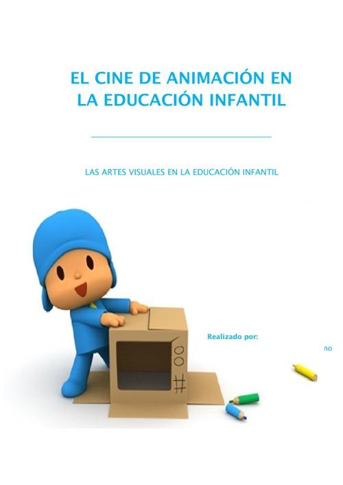 El Cine de Animación en la Educación Infantil