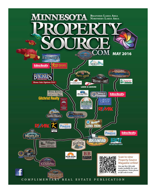 May 2016 | Minnesota Property Source