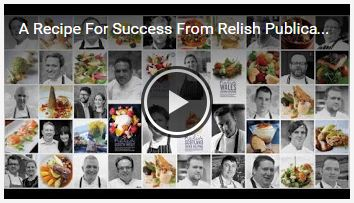 Relish Publications - share their recipe for success