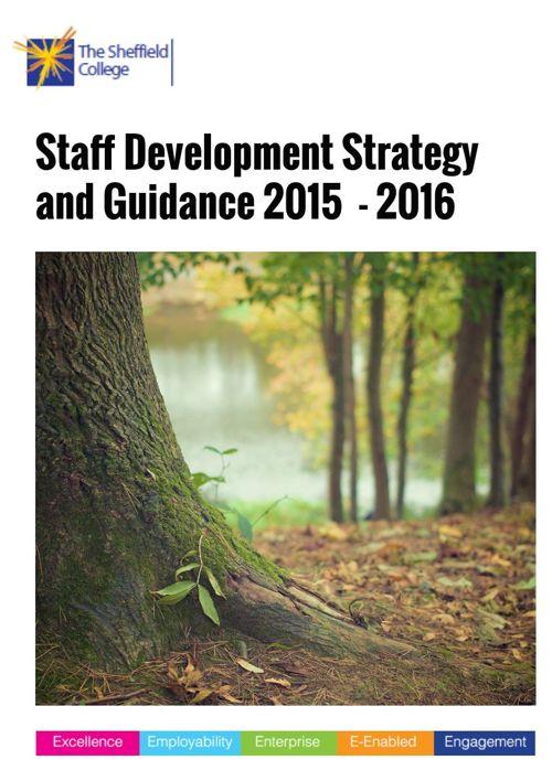 Staff Development Flip1