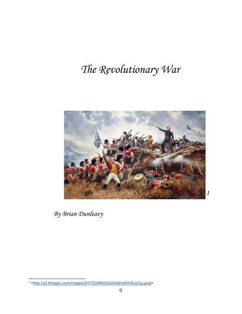 Revolutionarywar