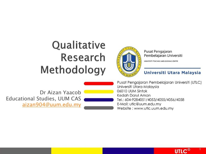 Qualitative Research Methodology(Master in IT)-WM