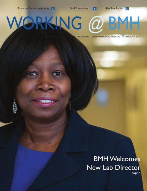 Working @ BMH _ August 2015