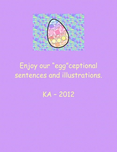 KA Egg Book