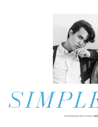 Simple Edge - Issue 1A