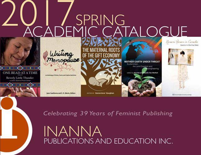 Spring 2017 Academic catalogue