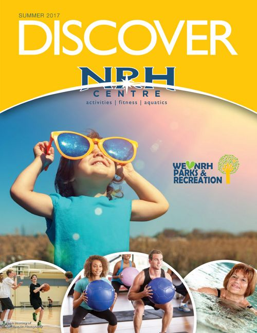 2017 DISCOVER NRH SUMMER