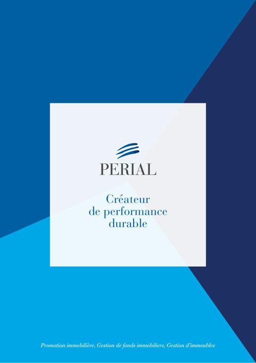 Plaquette PERIAL Corporate