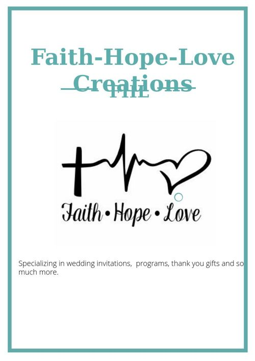FHL Creations