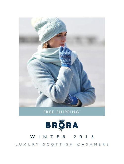 Brora Winter 15 US Brochure