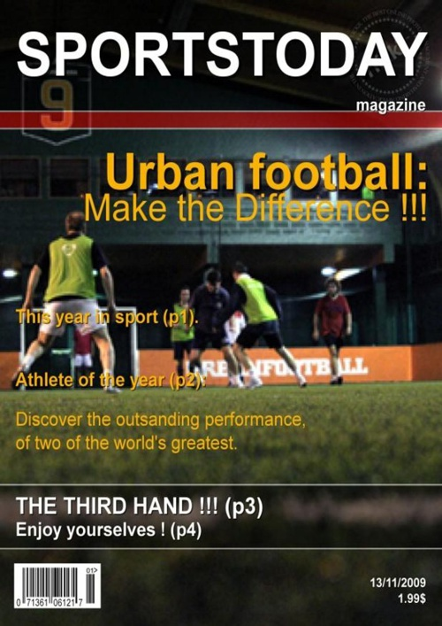 Magazine SPORTSTODAY