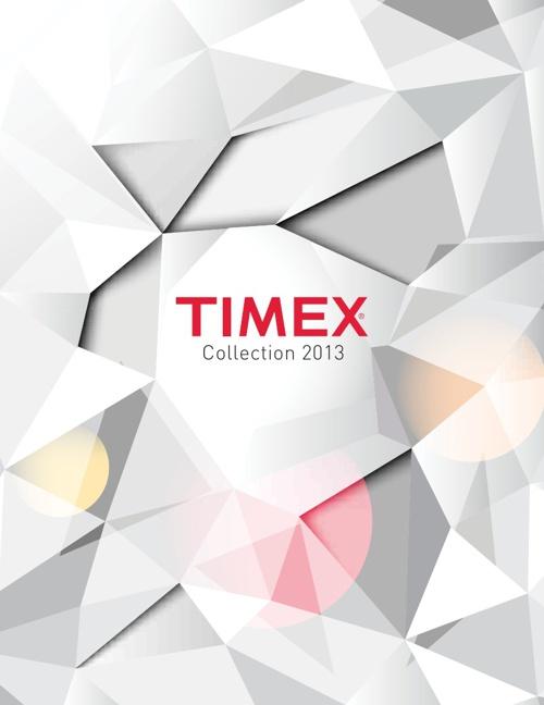 Timex Catalog 2013