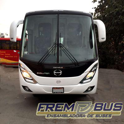 Frembus ensamblaje carroceria buses urbano interurbano fabricaci