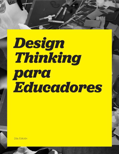 Design Thinking para la Educación en espanol