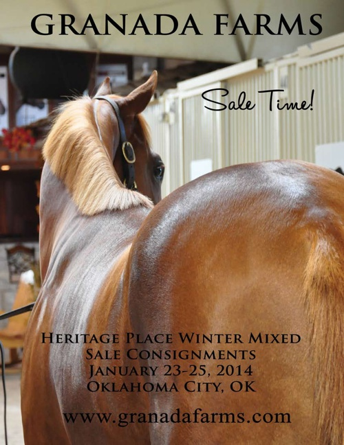 Granada Farms Heritage Place Winter Mixed Sale Preview