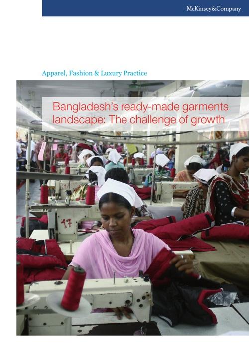 McKinsey Case Study: RMG in Bangladesh