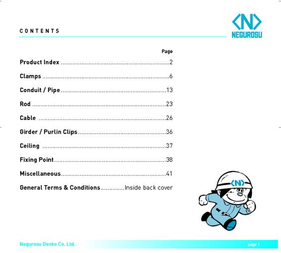 Negurosu Denko Co Ltd