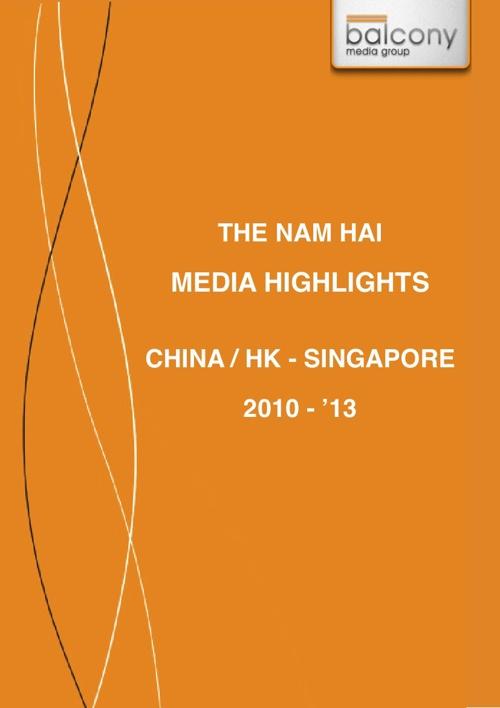 2013.NamHaiMediaHighlights
