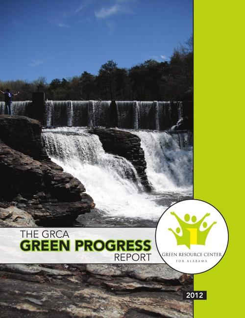 2012 Green Progress Report