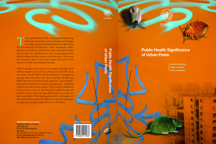 OMS Public Health Significance of Urban Pests