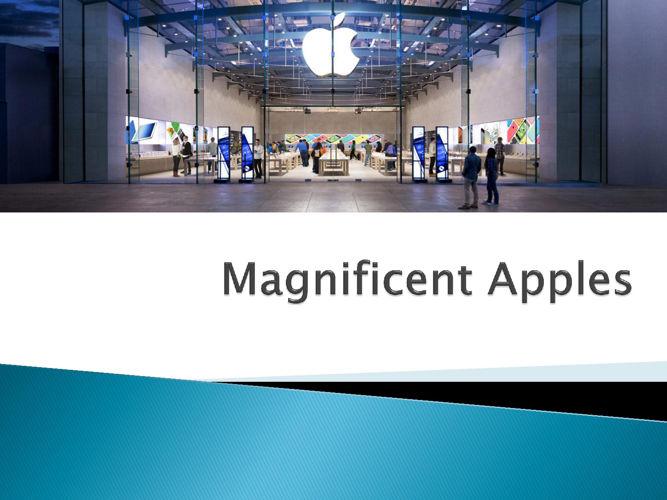 Magnificent Apples