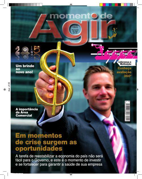 Revista Momento de Agir
