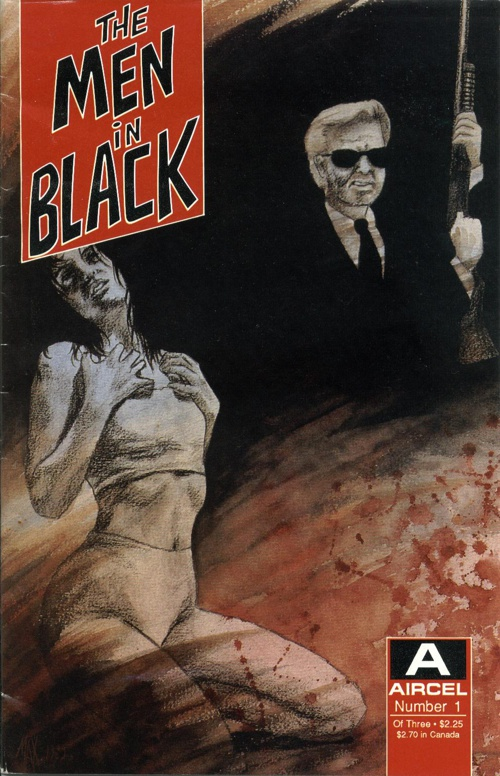 The Men In Black (vol.1 #1)