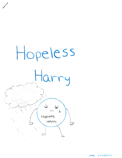 Hopeless Harry by Angela