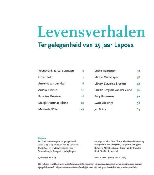 Laposa Jubileumboek