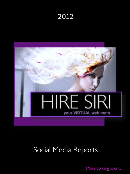 Hire Siri Social Media Service