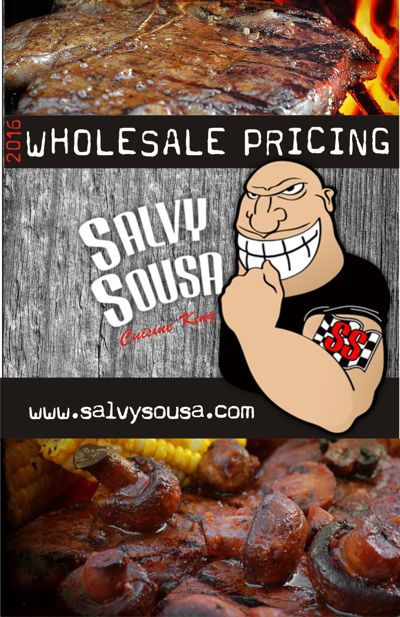 Salvy Sousa 2016 Wholesale Pricing