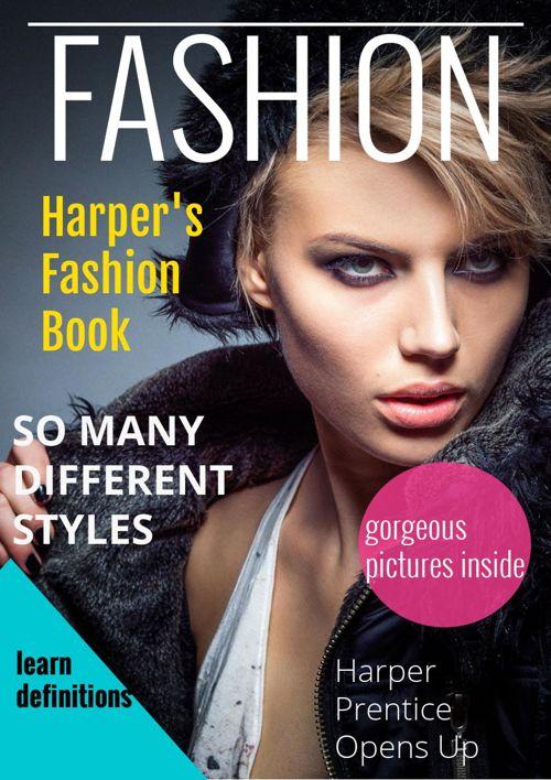 Intro Into Fashion-Harper Prentice