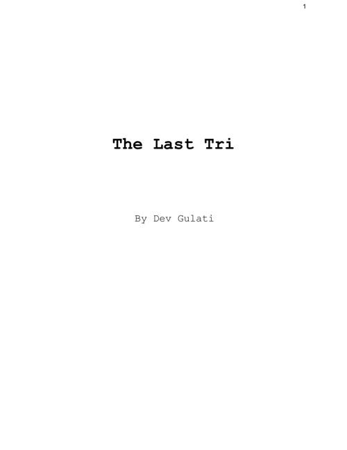 The Last Tri