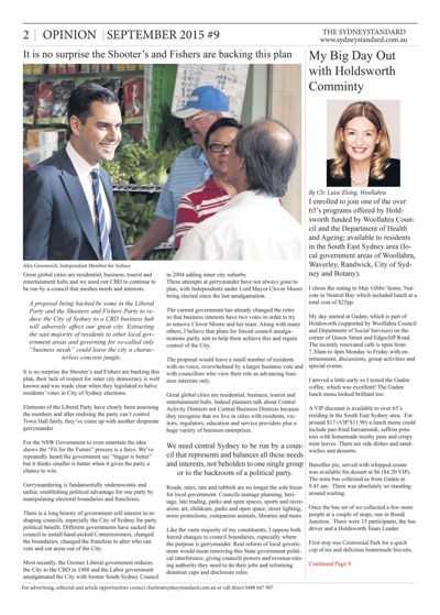 Sydney Standard September Print Edition