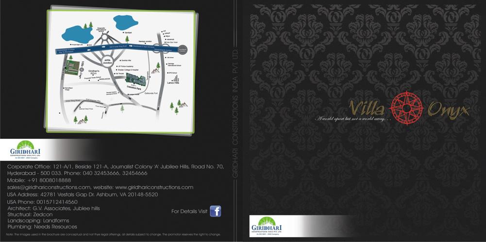 Villa Onyx Flip Book