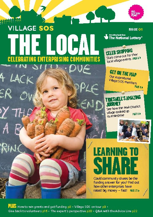 The Local Issue 1