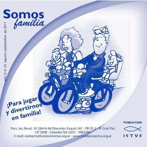 "Boletín ""Somos Familia"" N°23 - 2011"
