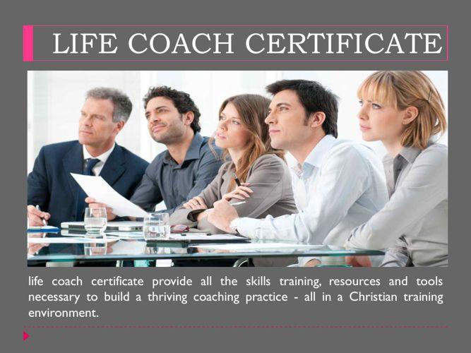 Christian Coaching