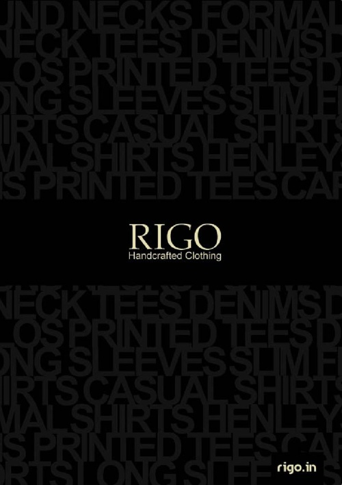 Rigo Brochure