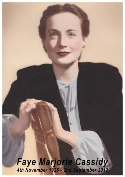 Faye Cassidy