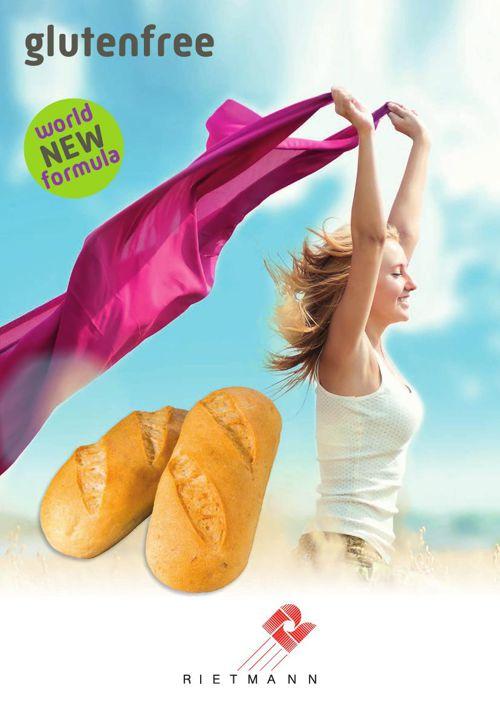 Gluten Free Brochure