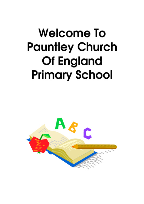 Pauntley CofE Primary School  Prospectus