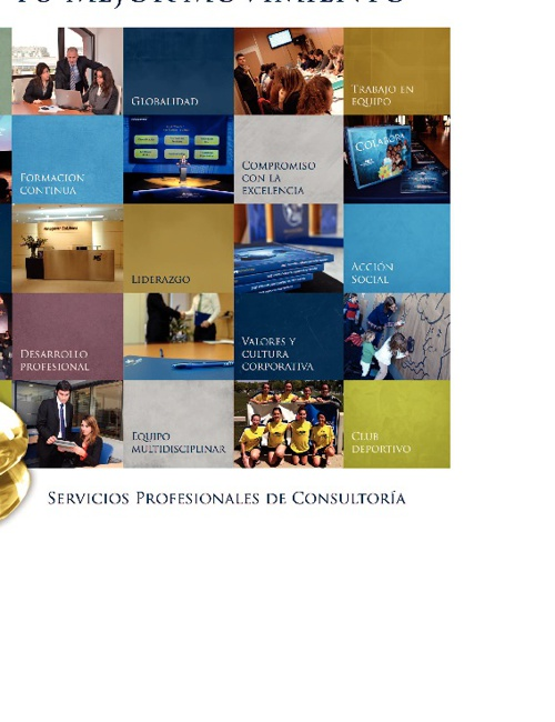 Brochure RRHH 2012
