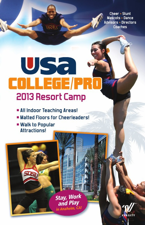 2013 College/Pro Resort Camp