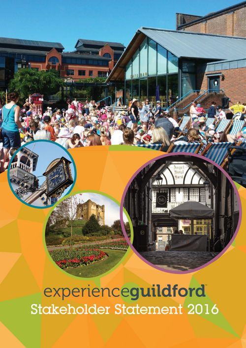 Experience Guildford - Another great year