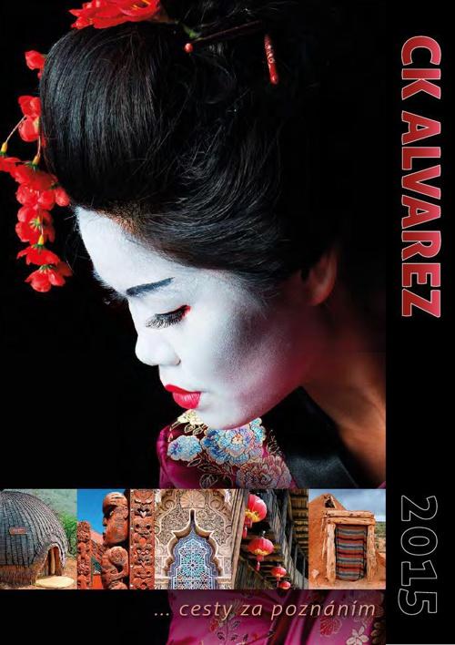 Katalog CK Alvarez 2015