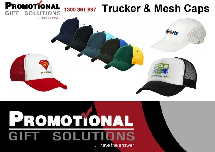 Trucker & Mesh Hats and Caps