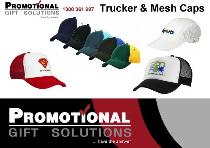 Trucker & Mesh Hats and Caps