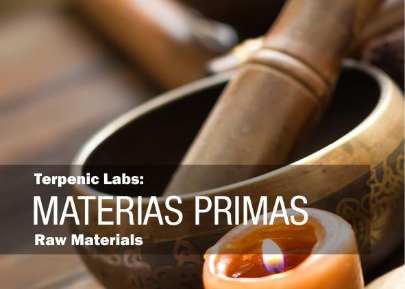 Materias Primas 2015